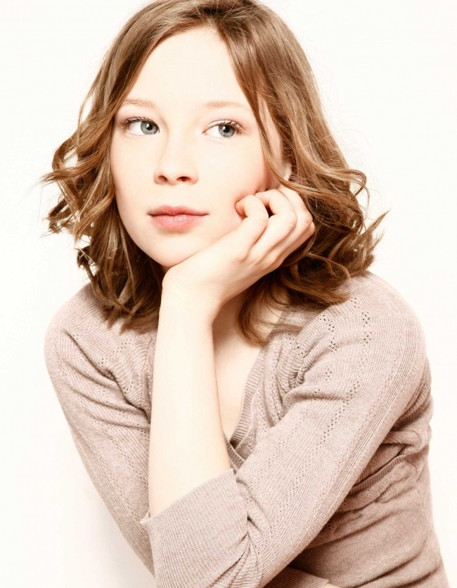 Mina Sundwall S Photos Resume Amp News Actor Talent Pages